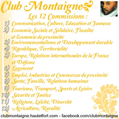club montaigne, club montaigne dijon, jbelaud, james belaud, james belaud dijon, bulletin club montaigne, bulletin informations club montaigne